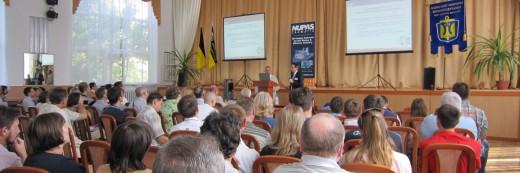 Саммит украинских пользователей NUPAS-CADMATIC 2013